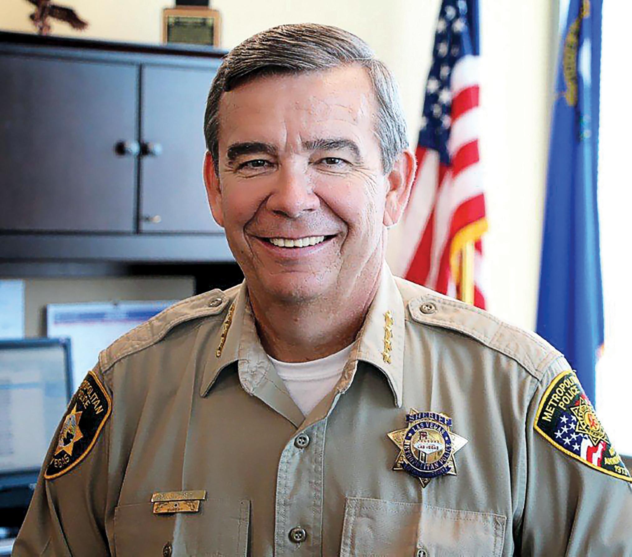 Sheriff Gillespie