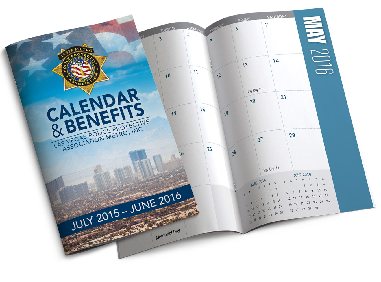 LVPPA Calendar & Benefits Guide