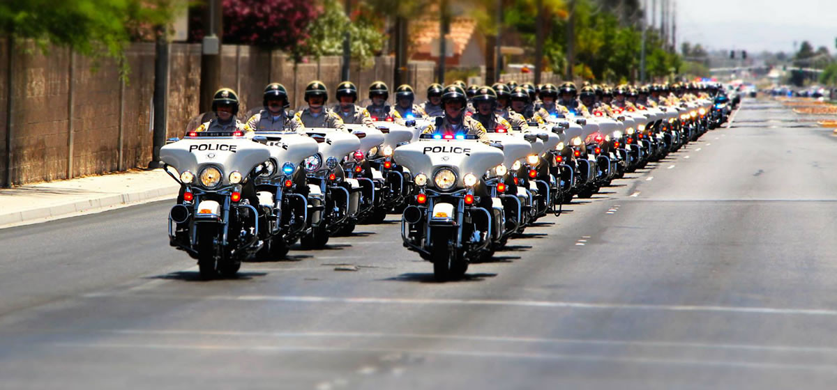 The Largest Law Enforcement Association in Nevada