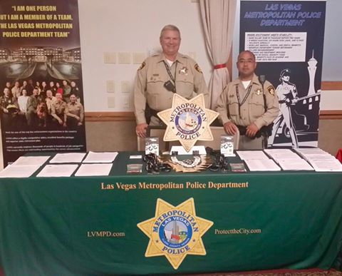 LVMPD Recruiting