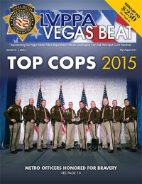Vegas Beat - July/August 2015