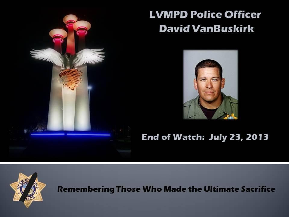 LVMPD David VanBuskirk