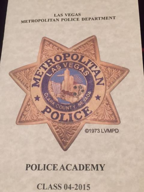 lvmpd-police academy