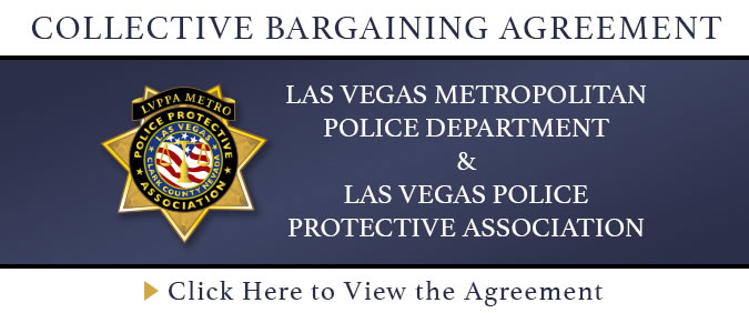 LVMPD Collective Bargaining Agreement