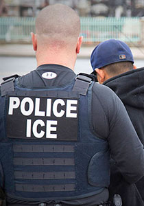 ICE Again Lists Clark County as 'Non-Cooperative' on